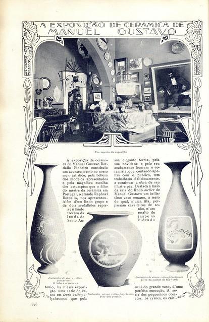 Illustração Portugueza, No. 175, June 28 1909 - 27