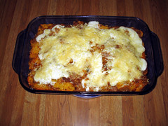 food, dish, cuisine, cookware and bakeware, cottage pie,