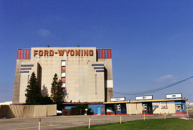 ford wyoming drive in flickr photo sharing. Cars Review. Best American Auto & Cars Review