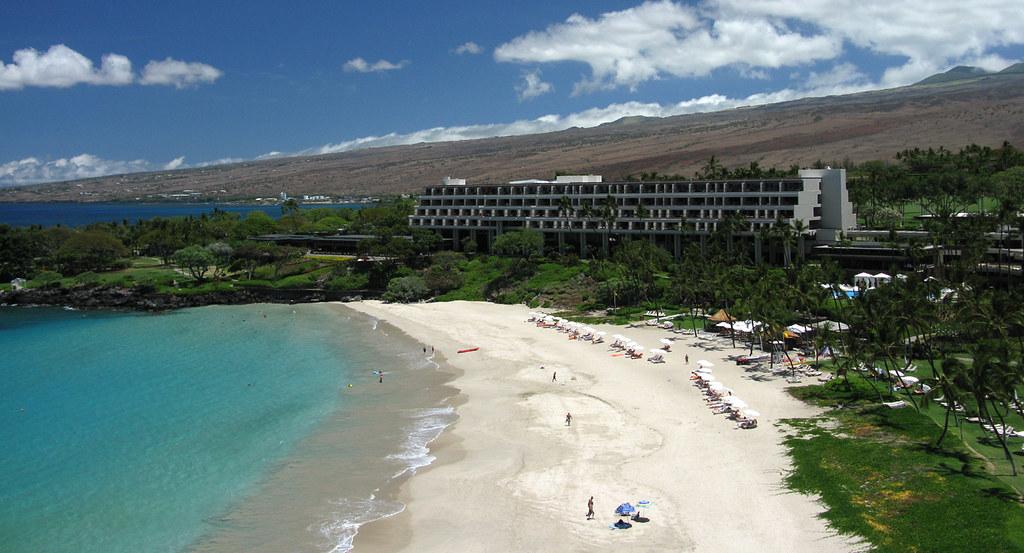 Mauna Kea Beach Resort Ii The Mauna Kea Beach Resort Was D