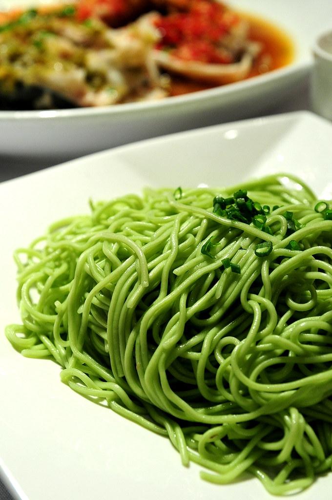 古意湘味濃-陽春麵(15元)