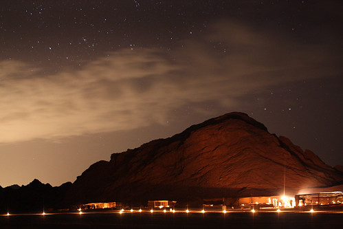 Valley of Mandar by night