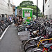 Shibuya Parking - one of the many bike parking areas near the station.