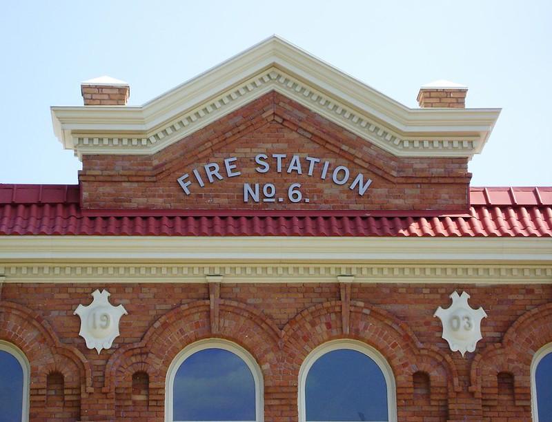 1903 HFD Fire Station 6, 1702 Washington, Houston, Texas 0606091029