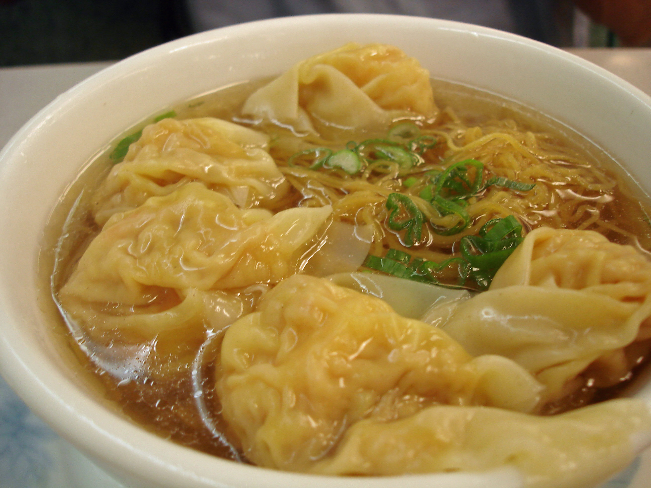 Wonton Noodle Soup | My father's lunch. Lunch at Kam Gok Y… | Flickr ...