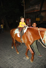 Marziya Rides the Horse by firoze shakir photographerno1