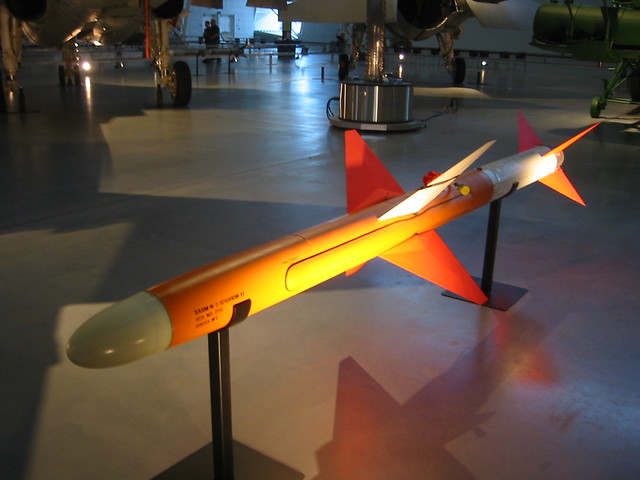 Header of Air-to-Air Missile