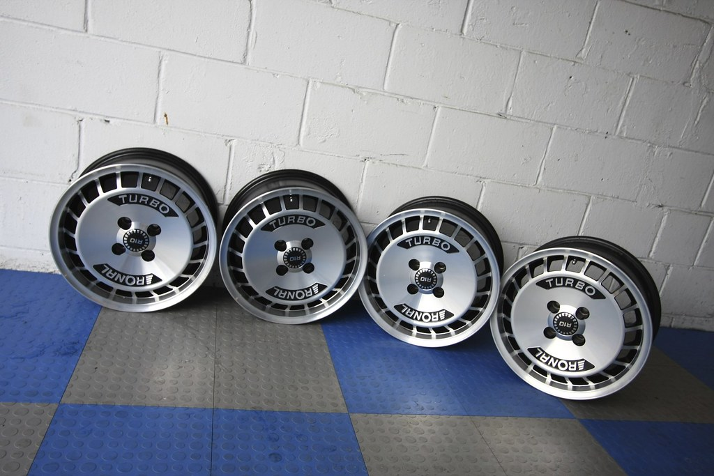 nsw ronal r10 turbo wheels 4 x 100 28 very rare as. Black Bedroom Furniture Sets. Home Design Ideas