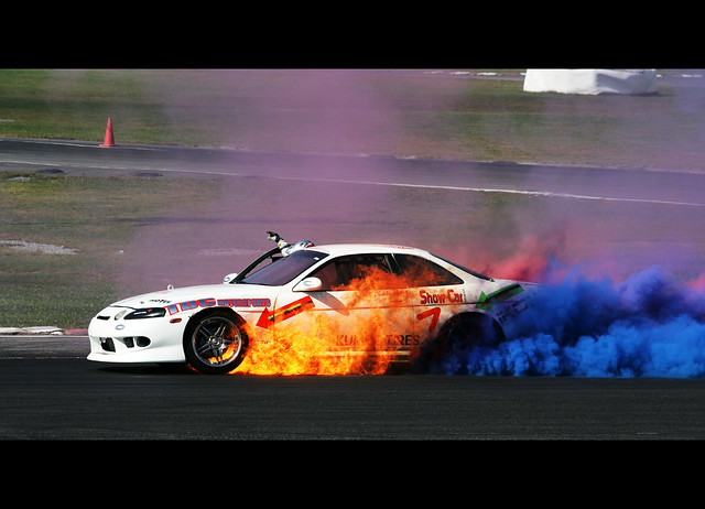 Flaming Soarer