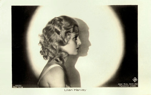 Lilian Harvey