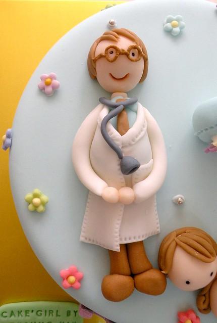 Doctors Birthday Cake  Explore Cake Girl by Hyeyoung Kims ...