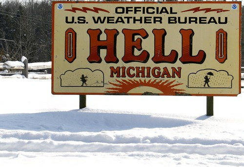 Hell Froze Over!!!