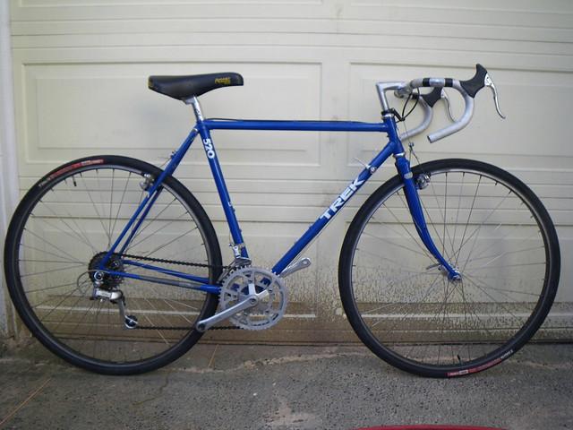 Classic Steel Touring Bike