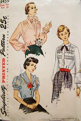 simplicity blouse 3459