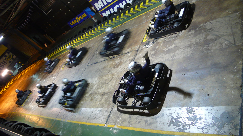 go-kart-team-building