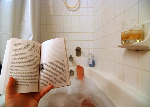 Day 131/365 - Bubblebath Therapy
