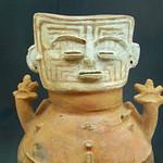 Museo del Oro Zenú, urna funeraria