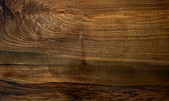 Dark stained Wood background texture