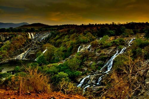 Barachukki Waterfalls