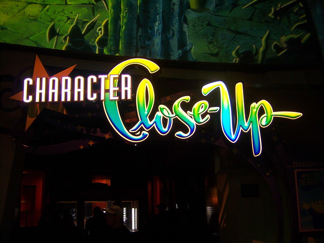 Character Close-Up in Disney Animation from Flickr via Wylio