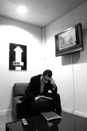 Arash Derambarsh (BFM TV)