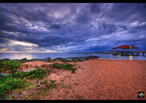 ocean trip travel blue trees light sea vacation sky plants sun plant seascape color colour reflection tree art beach nature beautiful beauty clouds contrast photoshop sunrise canon landscape geotagged photography photo interestingness exposure dof photos australia brisbane explore queensland pk redcliffe canoneos hdr highdynamicrange hdri blending waterscape rodel sigma1020mm panoramicview photomatix explored tonemap canon400d canonxti colorphotoaward aplusphoto pinoykodakero colourartaward perfectescapes rodelicious ifolio garbongbisaya rodeljoselitomanabat