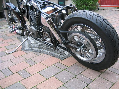 Harley Davidson FL 1200 1958