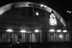 Evening at Bangkok Railway Station (Hua Lamphong)