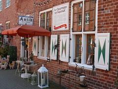 Holländisches Viertel - 'Der Hauptmann von Köpenick'