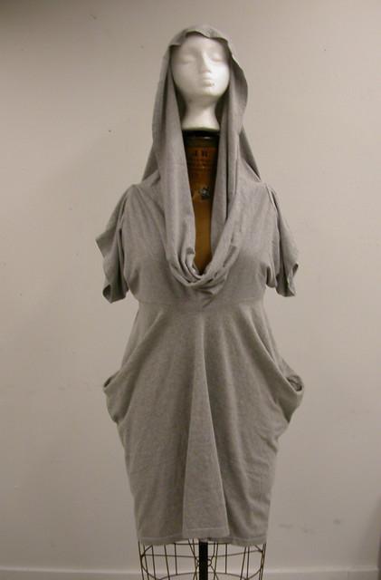 Double T-Shirt Dress, Nikon E2500