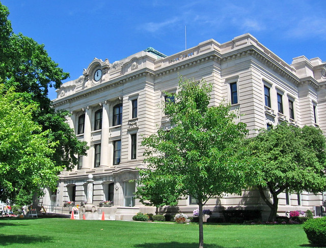 Wondrous Dekalb County Courthouse Auburn Indiana Paul Mcclure Download Free Architecture Designs Scobabritishbridgeorg