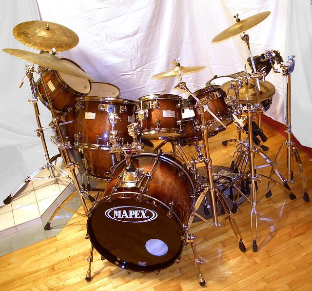 Mapex Orion 8 Piece Drum Set Batterie Mega Drums Deal