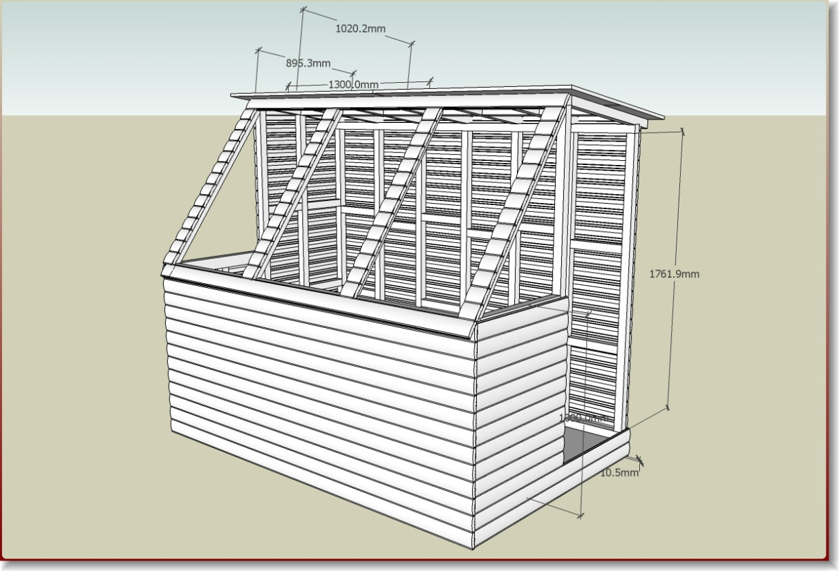 wood potting shed plans pdf plans