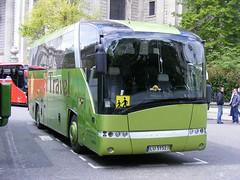Solaris Vacanza  12 Autobus LU 5152J in London,  Kamel Travel, Lublin,Poland