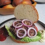 Hamburger Brötchen - Hamelman