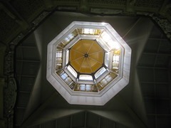 Abbey Mills roof