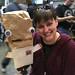 Star Wars Bag Puppet Craft - 2010