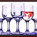 Small photo of Glassware Shot.