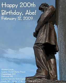 Happy 200th Birthday, Abe!