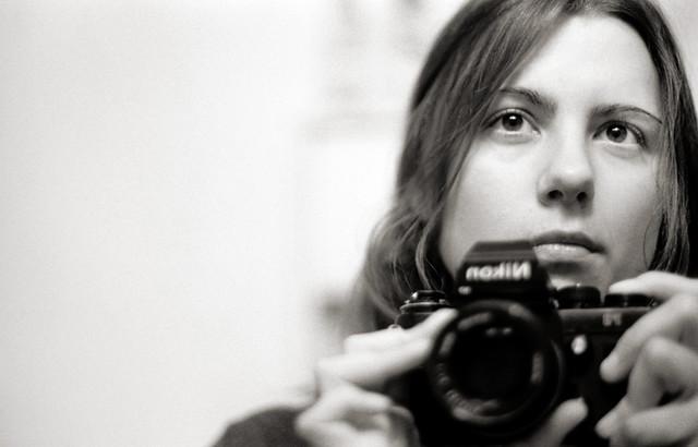 'tis the day to, Nikon F3