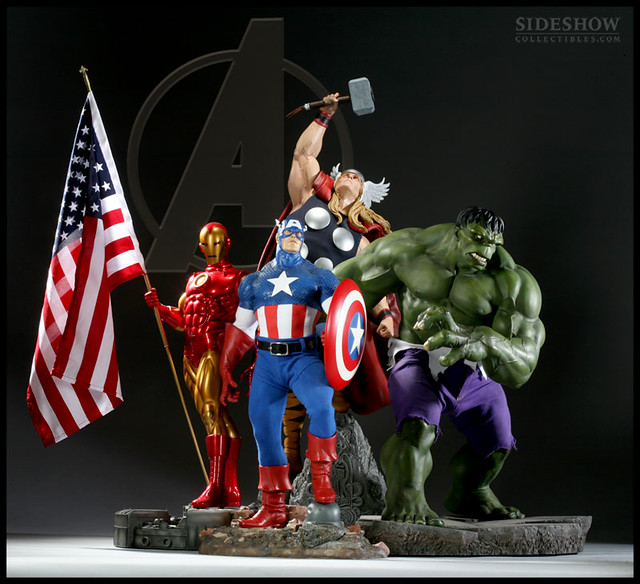 [Sideshow] Hulk Avengers Maquette - Página 3 3282222799_42e11dc1b3_z