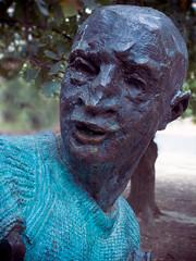 Alan Marshall Statue