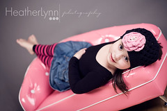 I heart her :) by HeatherLynn Photography