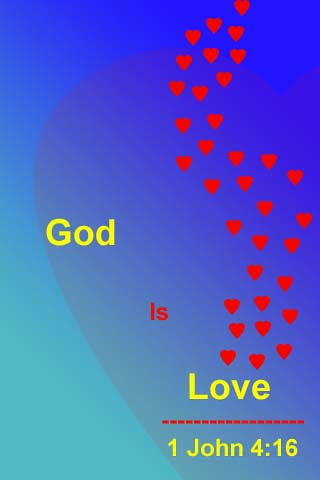 God Is Love Wallpaper For Iphone : God is Love iPhone wallpaper Flickr - Photo Sharing!