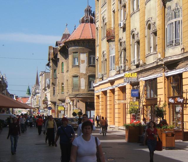 Header of Oradea