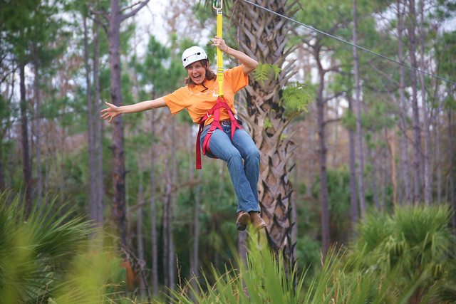 Zipline Safari at Florida Eco-Safaris - Flickr - Photo ...