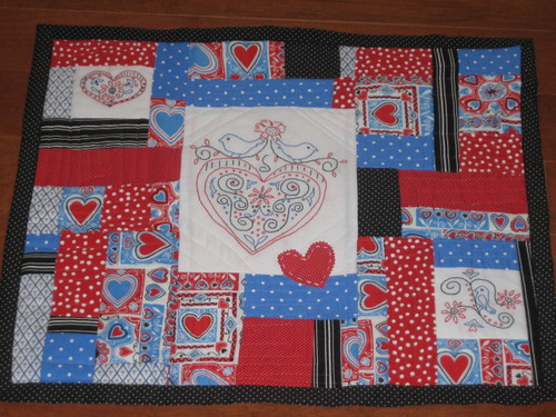 Fabric, Patchwork and Quilting + Join Group