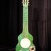 Volu-Tone, Custom Green Sparkle 7-string Electric Hawaiian, Ca. 1935