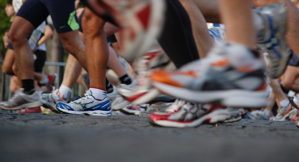 Can Running Shoes Be Same As Walking Shoes