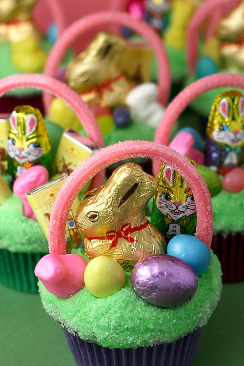 Eye candy for Cute cupcake decorating ideas for easter